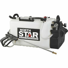 Northstar Boomless Broadcast And Spot Sprayer 16 Gallon Cap 22 Gpm 12 Volts
