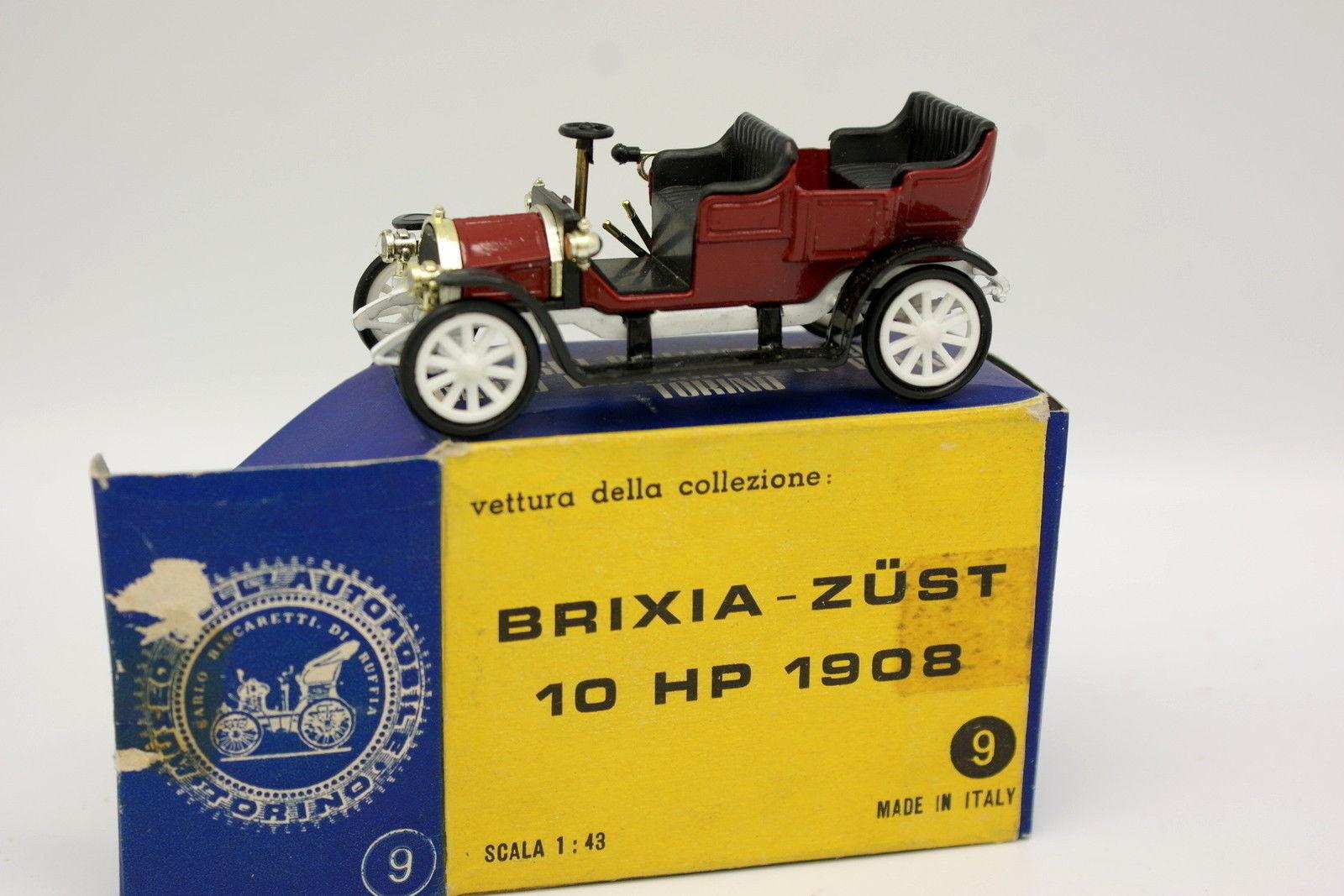Dugu 1 43 - Brixia Zust 10HP 1908