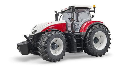 Bruder Steyr 6300 Terrus Tractor 1 16