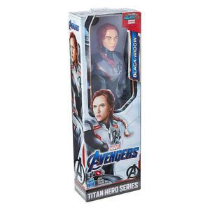 Nouveau-Marvel-Avengers-Issue-Black-Widow-Figure-Titan-Hero-serie-HASBRO-Jouet-MCU