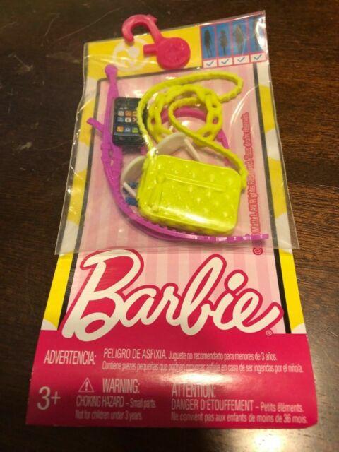 2018 Barbie Fashion Accessory Shoe Pack and Movie Premier set
