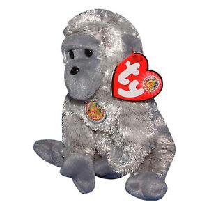 Ty Beanie Baby Virunga - MWMT (Monkey BBOM 2003)