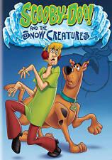Scooby-Doo & The Snow Creatures DVD