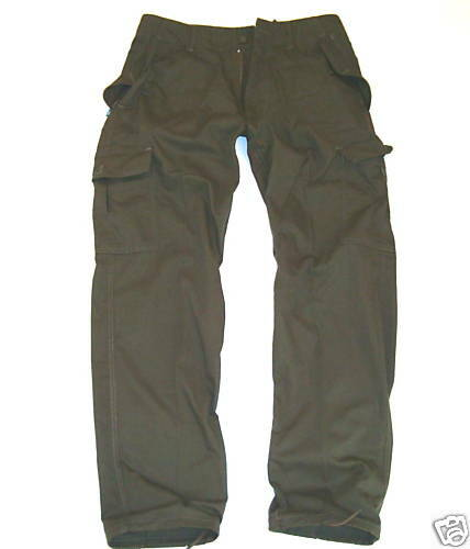 b76bf5370ab286 Military Combat Cargo Pants 44w Plain Khaki British Army Mens 4xl Trousers  for sale online | eBay