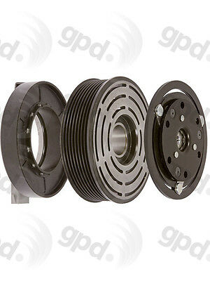 Global Parts Distributors 4321288 New Air Conditioning Clutch