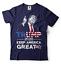 Keep-American-Great-Trump-2020-T-shirt-Donald-Trump-45-President-T-shirt thumbnail 1