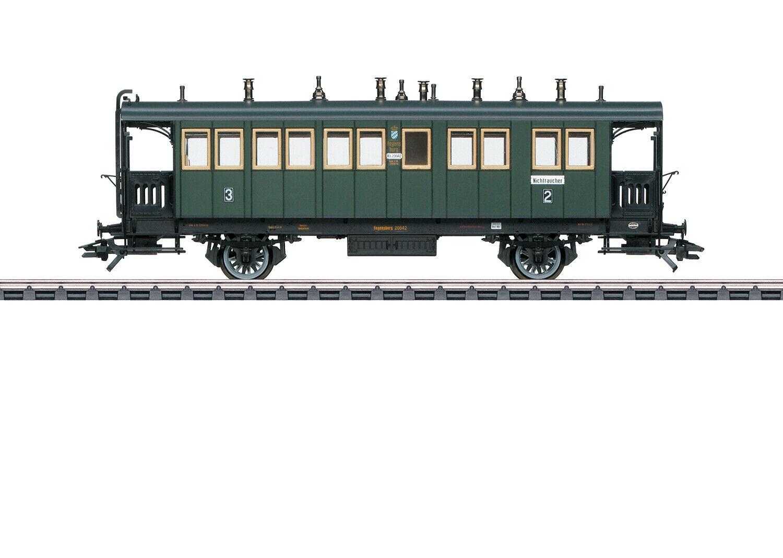 Märklin 42071 Carroza Bavarese Modello 2 3.Klasse K.Bay.sts.b. # Nuovo