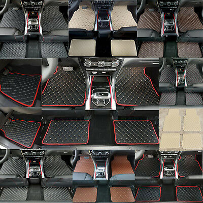 For Infiniti QX30 2017-2018 Car Floor Mats Luxury Custom FloorLiner Auto Mats