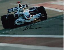Nick Heidfeld Hand Signed BMW Sauber Photo 10x8 2.