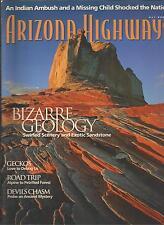 Arizona Highways May 2005 ~ Devils Chasm / Geckos