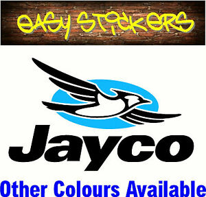580mm Jayco Caravan Replacement Quality Large Decal Sticker Repair Graphic New