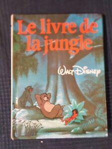 Details Sur Livre Enfant Les Classiques Disney Le Livre De La Jungle 1993 France Loisirs