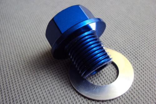 Adaptateur Vidange Pour Capteur Thermique pt1//8 m20x1,5 20 X 1.5 KOSO alu