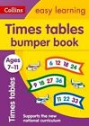 Times Tables Bumper Book Ages 7-11 by Collins Easy Learning (Paperback, 2015)