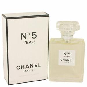 ae177a2e CHANEL No. 5 L'eau Eau De Toilette Spray 3.4 Oz for Women