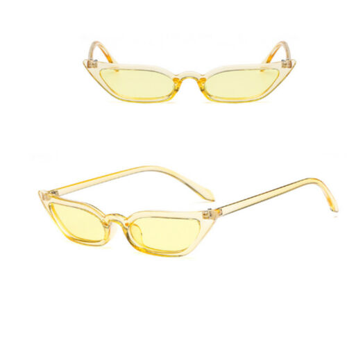 Designer Cat Eye Sonnenbrille Kleine Vintage Brillen Brille Shades UV400