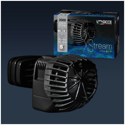 Adaptable Sicce Voyager Xstream 5000 Fish & Aquariums Bomba Circulacion Acuario Marino 5000l/h Movimiento Pet Supplies