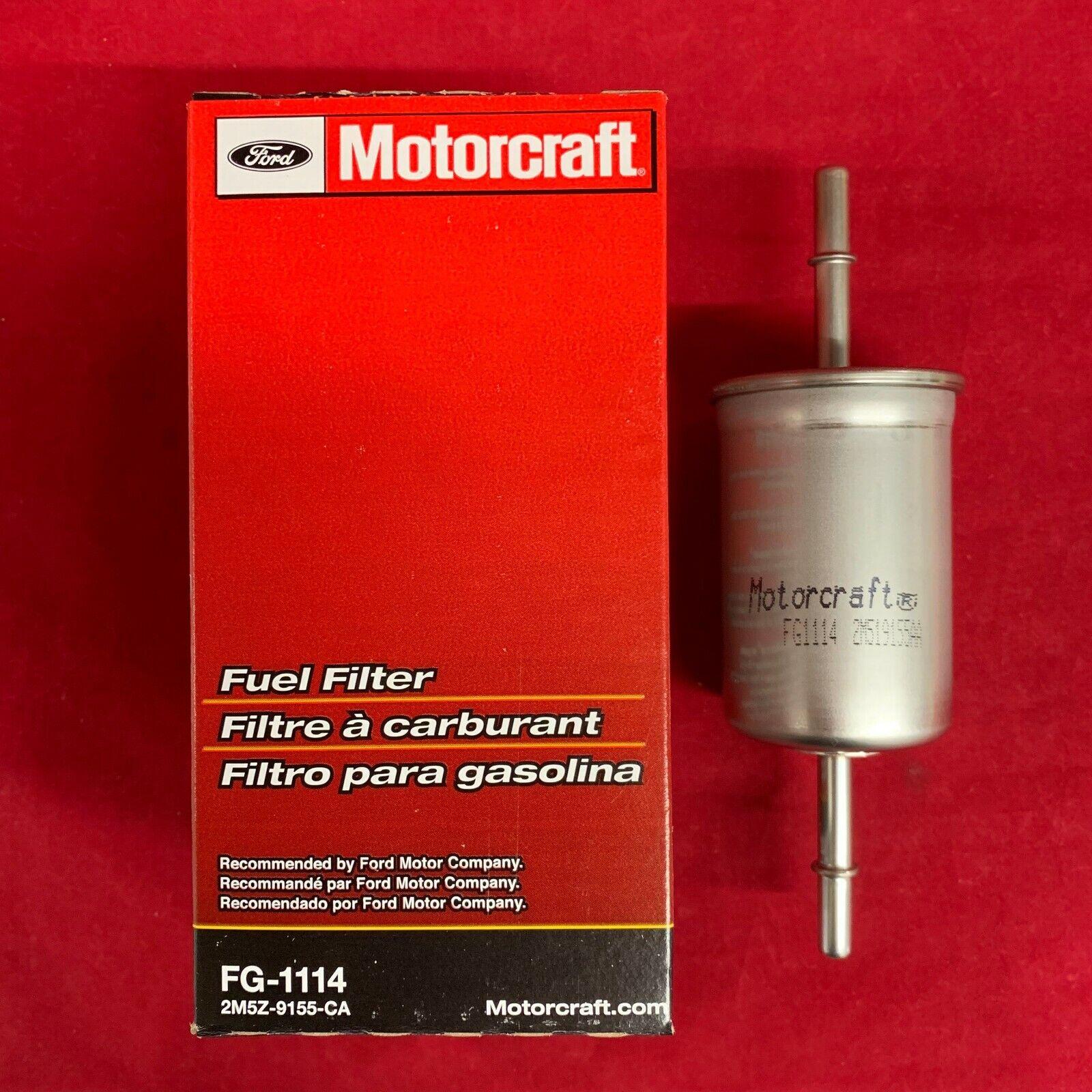 Fuel Motorcraft FG-1114 Filter Assy