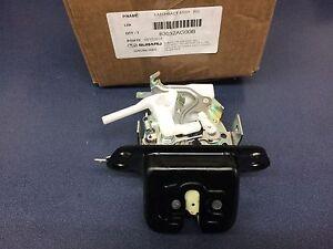 2005 2009 Subaru Legacy Amp Outback Genuine Rear Gate Latch Lock Actuator Oem New Ebay