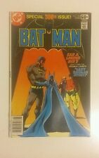 Batman, Special 300th issue, June 1978, grade NM