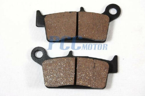1 Hole Brake Pads SUZUKI RM125 RM250 RM 125 250 1996-2008 Rear Brakes I BP17