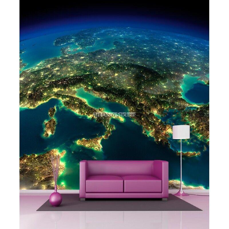 Wallpaper giant View on la Earth 11061 11061