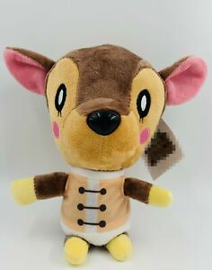 Animal Crossing Plush Stuffed Toys Wholesale Sherb Zucker Lolly Molly Judy Jack