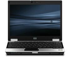 HP ELITEBOOK 2530P 2.13GHz CORE 2 DUO 250GB hdd 4GB RAM Webcam DVDRW