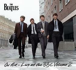 The-Beatles-On-Air-Live-At-The-BBC-Volume-2-NEW-2CD