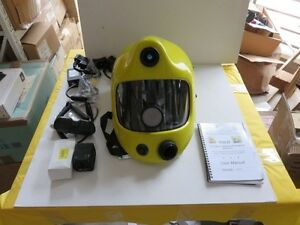 New Fire Fighters Helmets Breathing Apparatus Solotic Solo