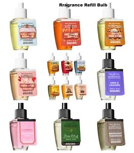 Bath-And-Body-Works-Wallflowers-Home-Fragrance-Refill-BULB-NEW-Scents-SALE-5
