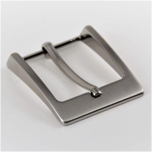 Gürtelschliesse Boucle de ceinture femme /& homme pour 3,8 cm passage ceinture klc-289