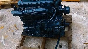 Details about L555 - Kubota V1902 - Diesel Engine - Used