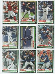 2019-Topps-Holiday-Baseball-Complete-200-card-set-GUERRERO-JR-ALONSO-TATIS-JR