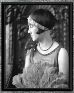 Woman Queenie Ladovitch 1920 .. Photo Print 5x7 Vintage Photo ..