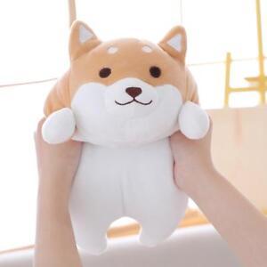 Animal-Stuffed-Plush-Doll-Toy-Chubby-Dog-Shiba-Inu-Soft-Pillow-Sofa-Cushion-Gift