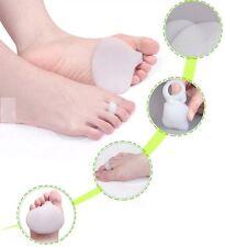 Coussinet avant-pied souple silicone protection soins des pieds semelle