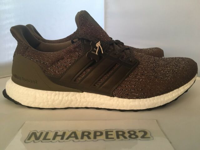 f80f2577eee 2017 Adidas Ultra Boost 3.0 Trace Cargo Olive LTD Size 12.5. BA7748 Yeezy  NMD PK