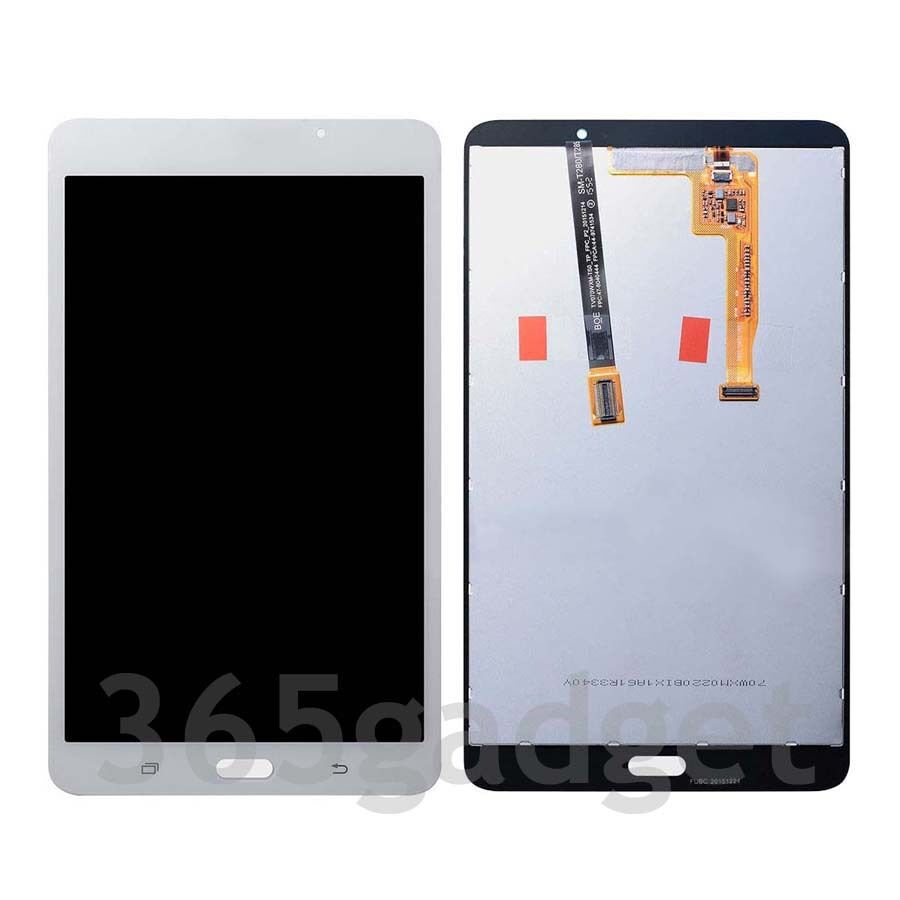 Azqqlbw for Samsung Galaxy Tab A 7.0 2016 WiFi T280 LCD Display Touch Screen Digitizer Assembly Original Display Tools Black Color