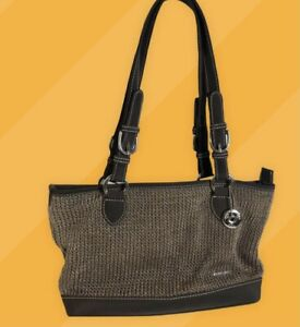 Vtg The Sak Purse Handbag it's perfect for work/business. EUC