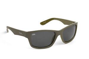 Fox-NEW-Carp-Fishing-Chunk-Khaki-Polarised-Sunglasses-Grey-Lens-CSN041