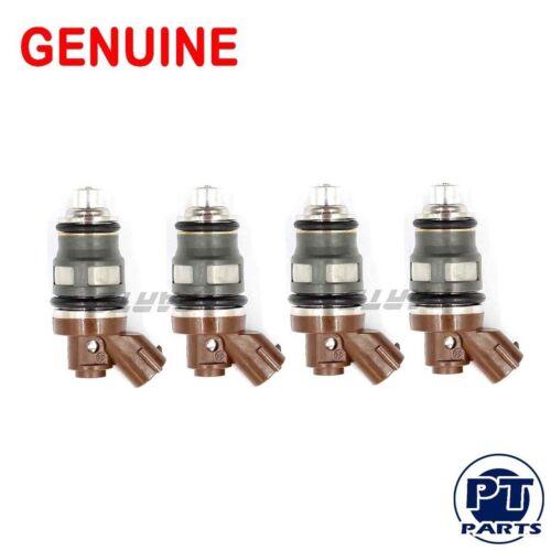 Set of 4 Flow Matched Fuel Injectors 23250-76020 For Previa 2.4L
