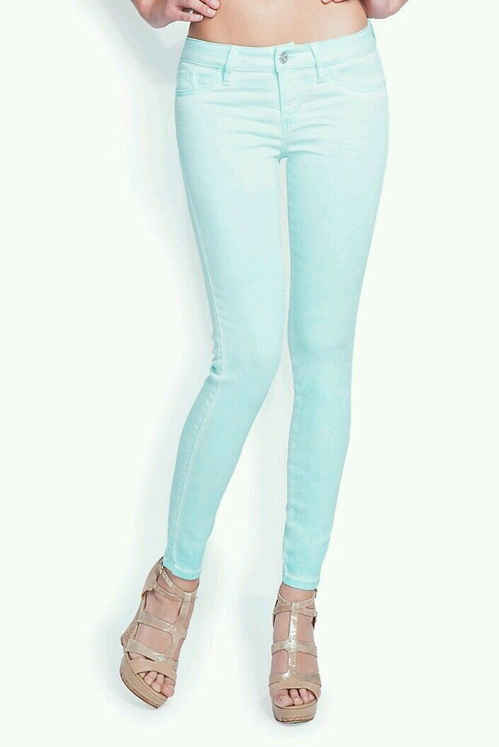 Guess Brittney Skinny Sky bluee Jeans pants size 30