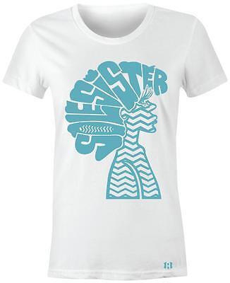 "/""Retro 6/"" Women//Juniors T-Shirt to Match Air Retro 6 /""Still Blue/"" GS"
