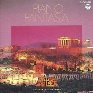 SAINT-SEIYA-Piano-fantasia-SOUND-CD-Anime-tv
