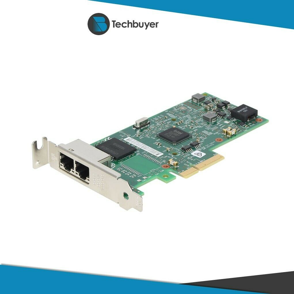 IBM Intel i350-T2 2xGbE Base T Networking Converged Adapter - 00AG512
