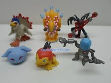 "Digimon Bandai Mini Figure 1.5"" Season 3 2001 Collectable Set #30 Kyubimon"