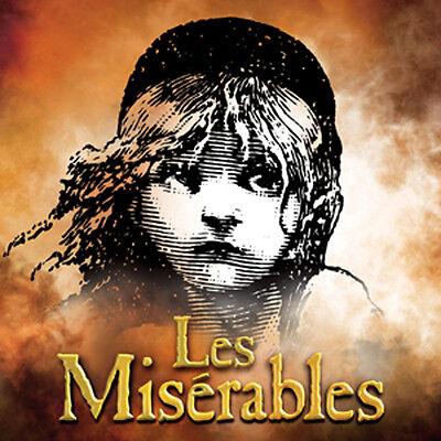 Les Miserables Saturday Night London Theatre Break - Theatre seat & 4* hotel