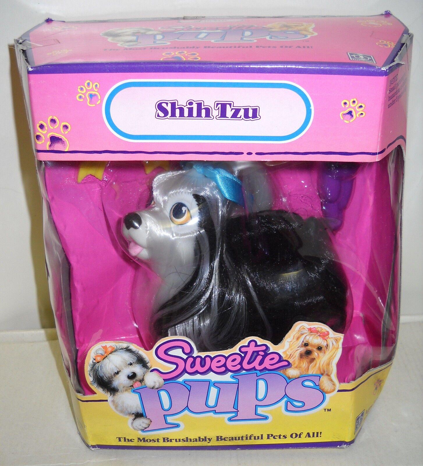 Nrfb Vintage Hasbro cariño Cachorros Shih Tzu Perro