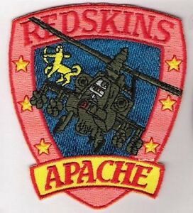 US ARMY SPECIAL WARFARE BOEING ATTACK HELICOPTER AH-64 APACHE LONGBOW PATCH